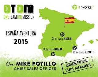 OTOM ITWorks 28 de junio Madrid