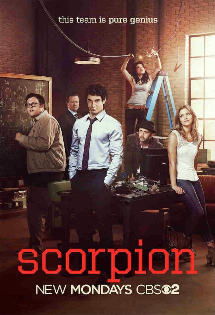 مسلسل Scorpion S01 الموسم الاول كامل مترجم  اون لاين