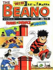 COMICS, COMICS, BEANO, DANDY, BASH STREET KIDS