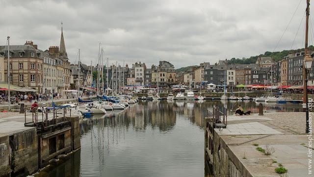 Honfleur viaje Normandia imprescindibles Francia