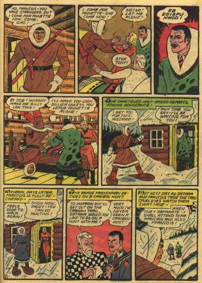 Read online Action Comics (1938) comic -  Issue #26 - 56