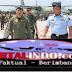 Koopsau I Gelar Latihan Parasailing Bagi Penerbang Pesawat Tempur di Pantai Tanjung Benoa Bali