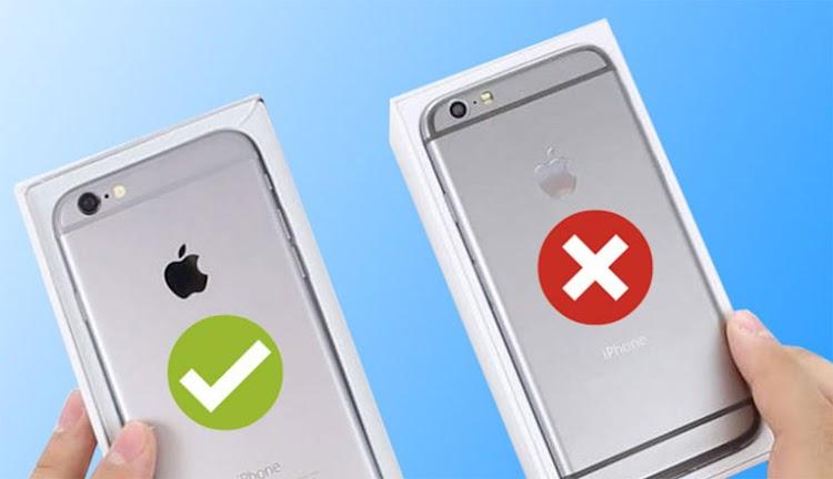Cara Terbaik Membedakan iPhone Asli dan Palsu
