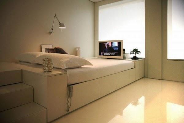 interior decorator apartamentos com cama