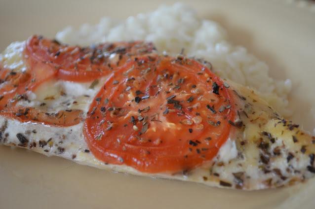 Chicken Pizzaiola