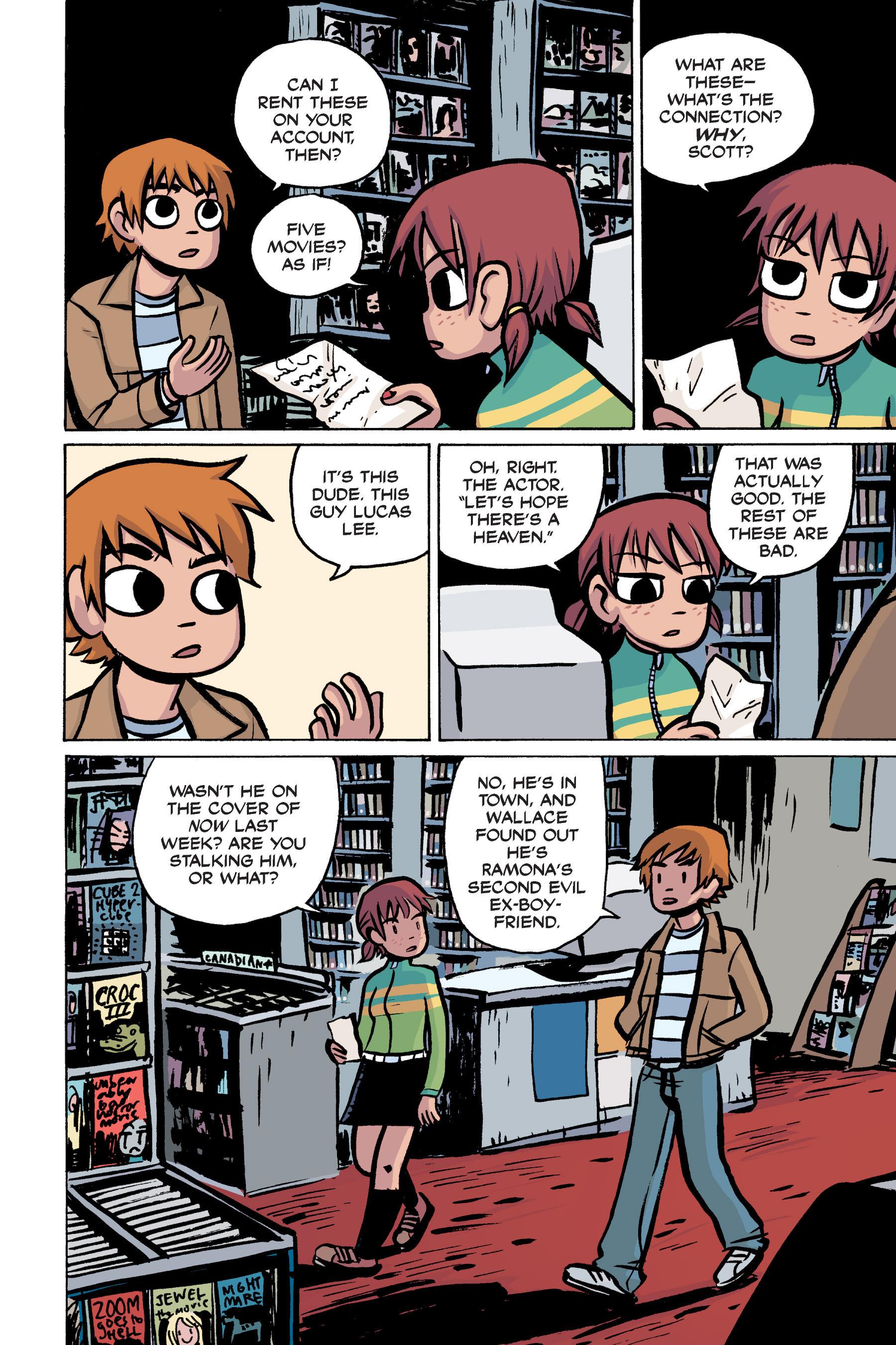 Read online Scott Pilgrim comic -  Issue #2 - 66