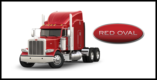 Peterbilt Red Oval Certified Used Trucks