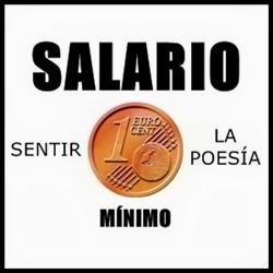 El salario mínimo en España  Sentir la poesía