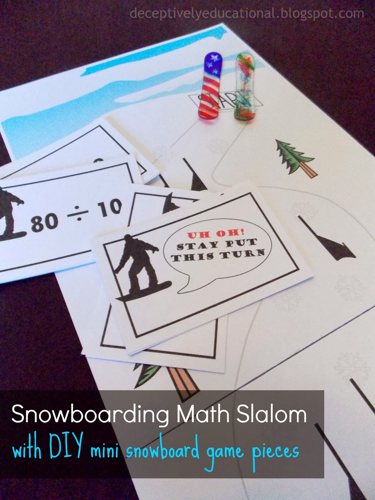 Relentlessly Fun Deceptively Educational Printable