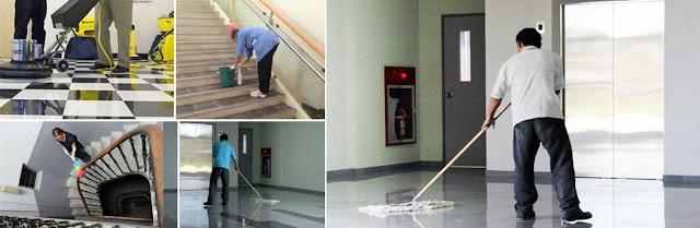 apartman bina temizliği