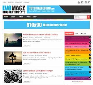 template premium blogger