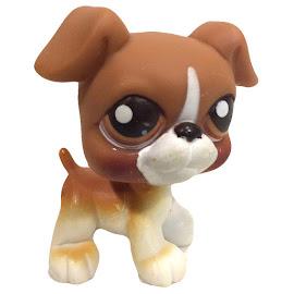 Littlest Pet Shop Large Playset Boxer (#25) Pet