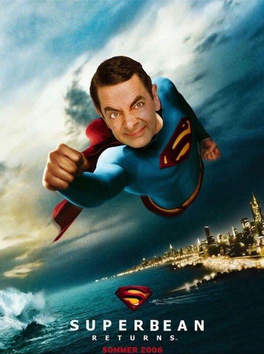 Ketika Mr Bean Main Film Action