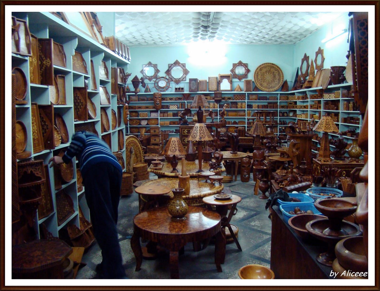 lemn-bazar-maroc