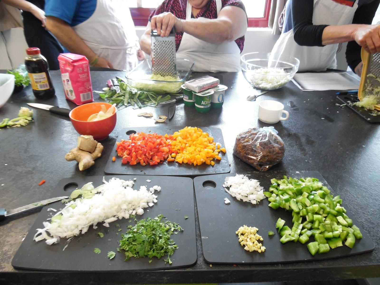 Épicerie Solidaire Vannes Agglo - Cours de cuisine vannes