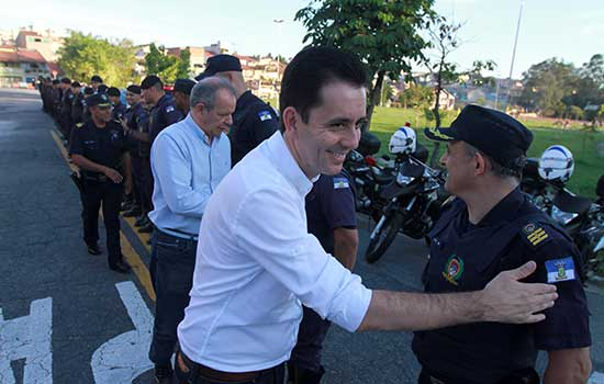 'Operação Delegada Municipal' colocará mais policiais da GCM nas ruas diariamente em Santo André
