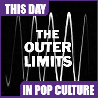 """The Outer Limits"" premiered on September 13, 1963."