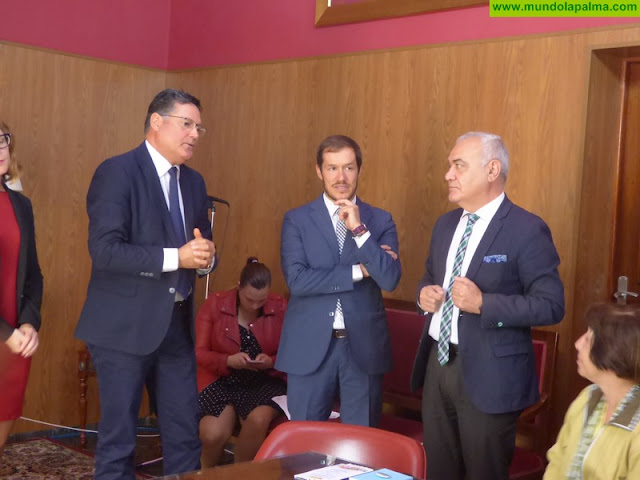 Jornadas de Puertas Abiertas de la Dirección Insular de la AGE en La Palma