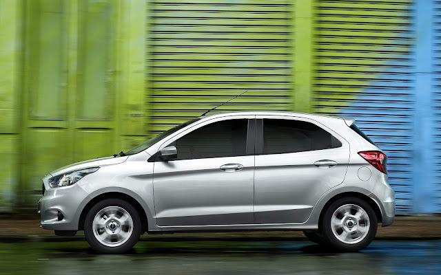 Novo Ford Ka 2018 - Preço