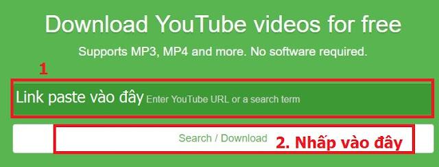 Những cách tải video trên Youtube về máy tính nhanh nhất