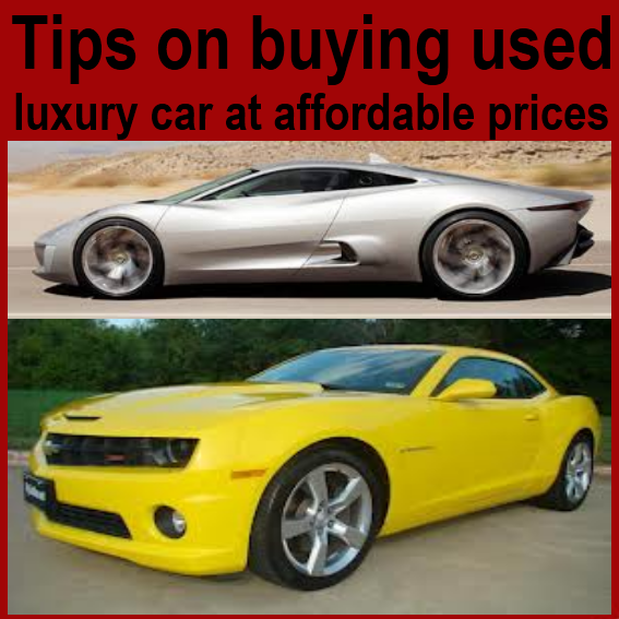 Best Of The Best: Tips On Buying Used Luxury Car At