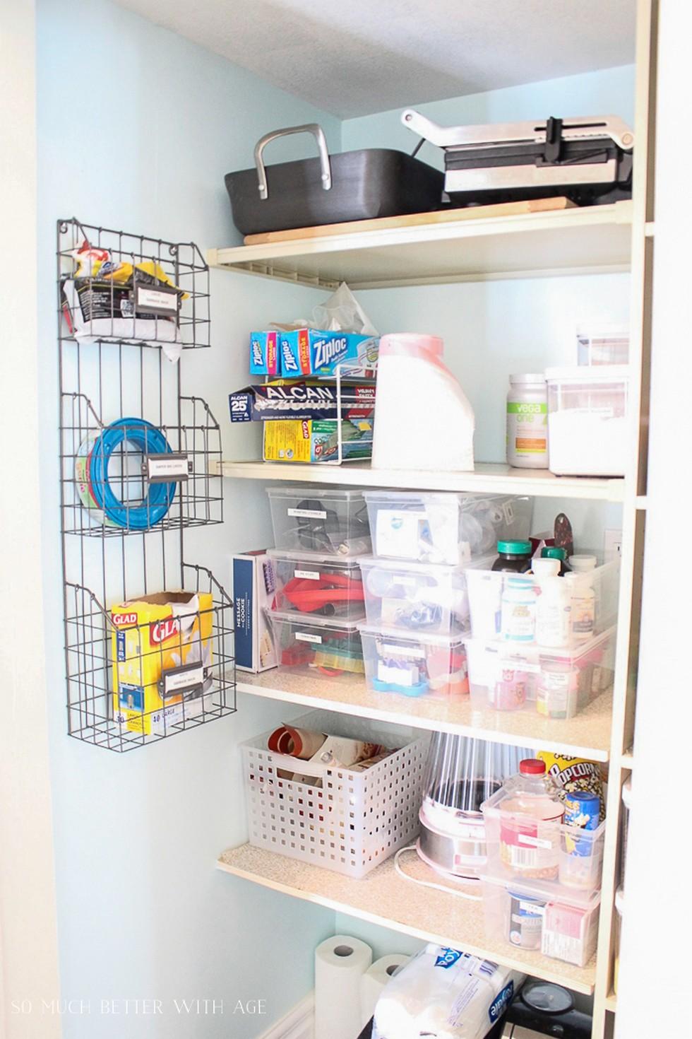 20 Surprising Pantry Renovation Idea