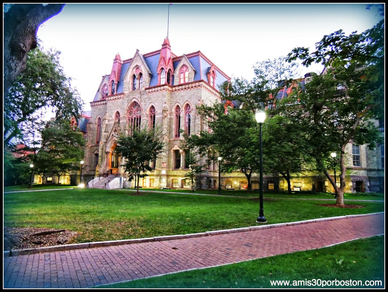 Filadelfia: Universidad de Pensilvania
