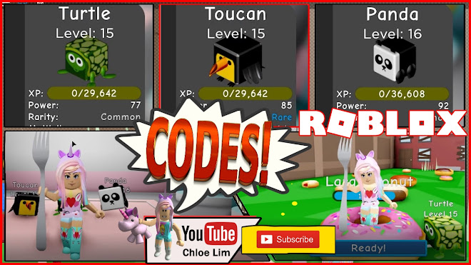 Roblox Dessert Simulator Gameplay! 2 Codes! EATING LOTS OF