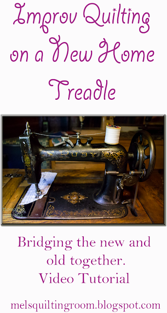 ruby new home treadle