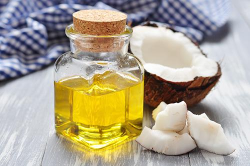 6 tác dụng của dầu dừa
