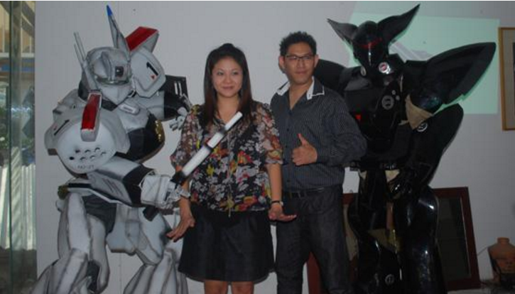 Rizki Karismana dan Yesaya Marito juara ke 3 World Cosplay Summit 2012
