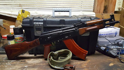 Green-Mountain-Barrel-AK-Shorty-Romanian