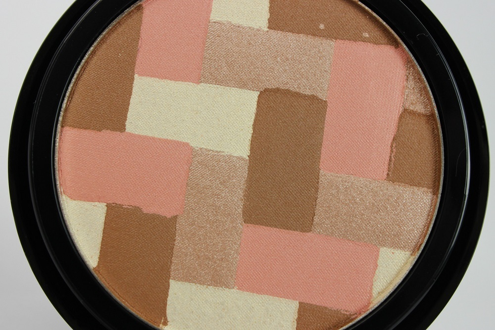 bronzer, definierte wangen, dm drogeriemarkt, drogerie, gebräunter teint, hi-light, highlighting bronzer, light bronze, maybelline, palette, review, schimmer, strahlender teint, swatches