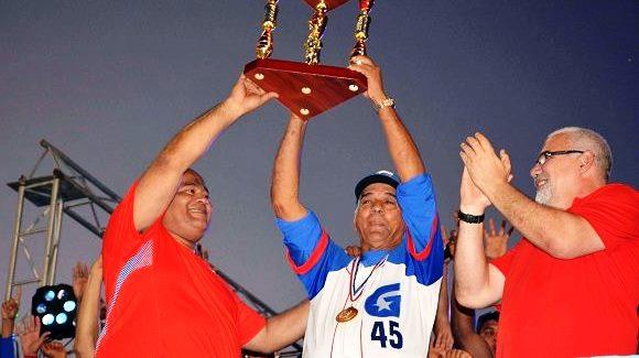 Carlos Martí será el mentor del equipo Cuba para el cuarto Clásico Mundial de béisbol, que comenzará el próximo 6 de marzo.