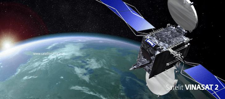 Inilah Frekuensi dan Simbol Rate Terbaru Dari Satelit Vinasat 2