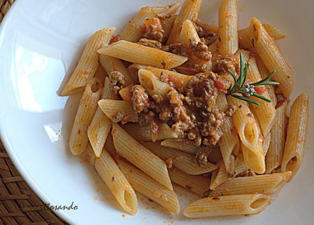 Ragù di carne alla bolognese ricetta di salsa di carne