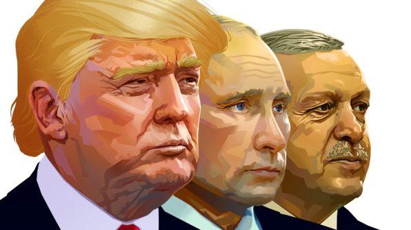 Το δημοψήφισμα στην Τουρκία, το μπάχαλο στις ΗΠΑ και η Ρωσία