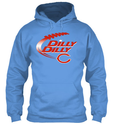 Dilly Dilly Chicago Bears T Shirt Hoodie