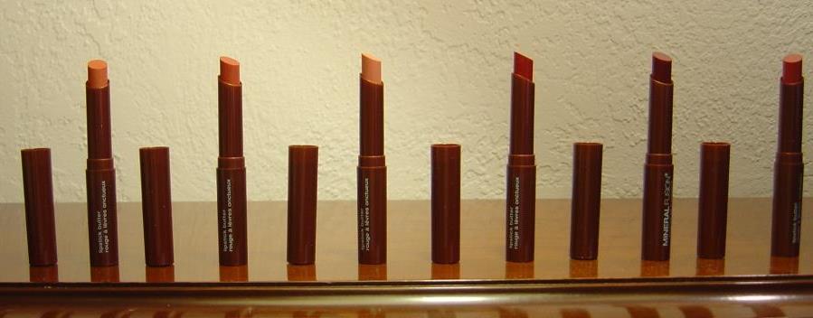 six Mineral Fusion Lip Butters.jpeg