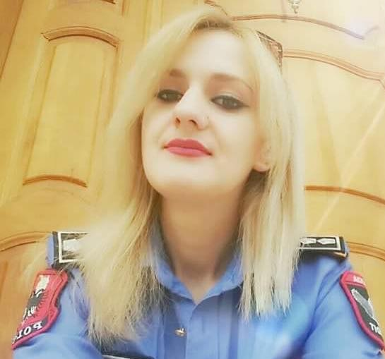 Meet the most beautiful police women of Albania
