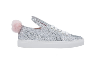 Minna Parikka Tail Sneakers in Glitter