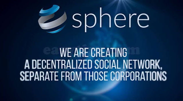 What is Sphere Social (SAT)? ICO for building the first Decentralized Social Media Network