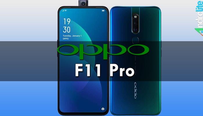 Harga Oppo F11 Pro, Review dan Spesifikasi Lengkap
