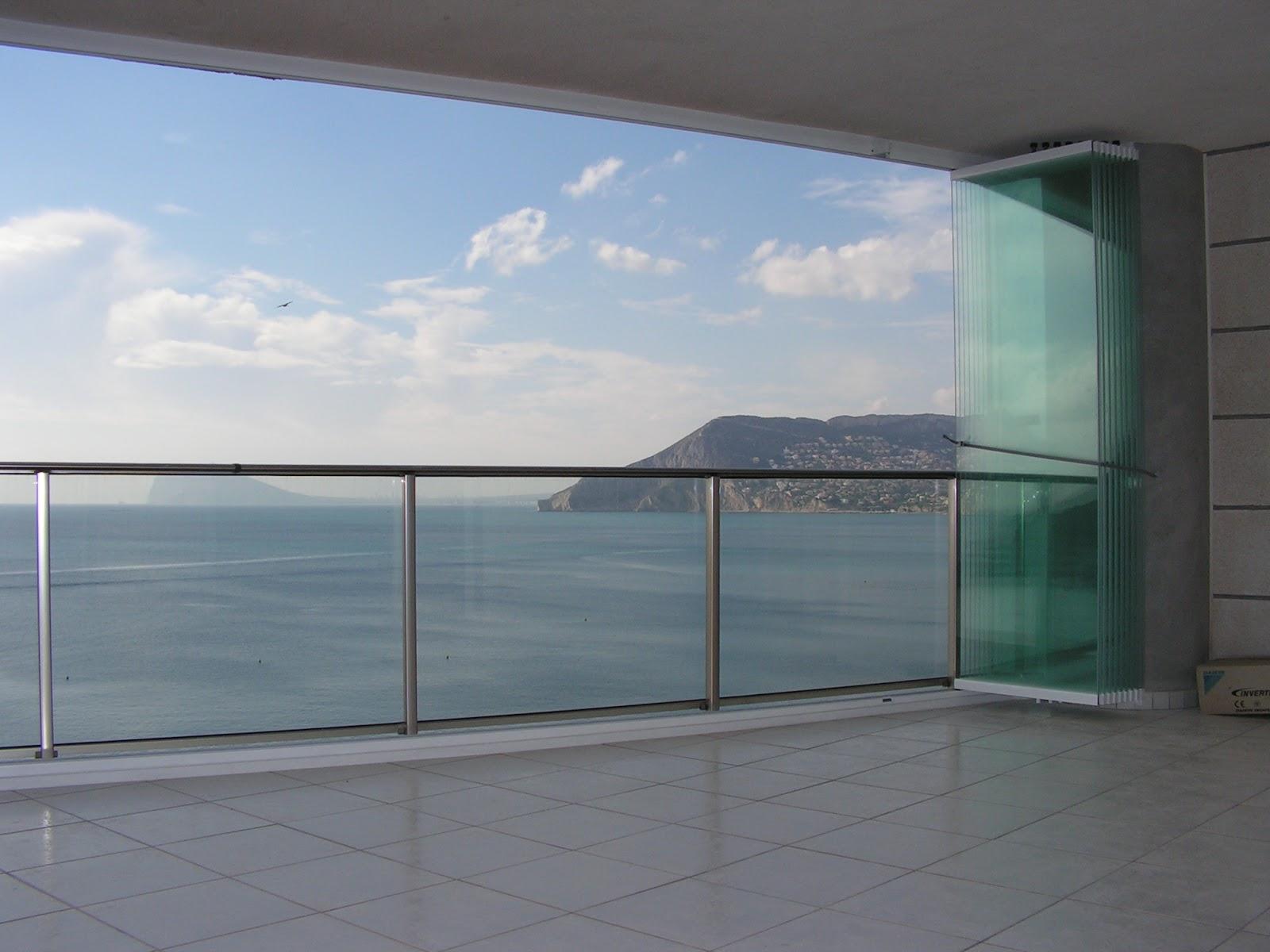 Acristalamiento de terrazas ventanas pvc mallorca for Acristalamiento de terrazas precios