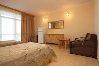 """Стандарт 1-комнатный c двумя кроватями отеля """"da Vasko"""""""