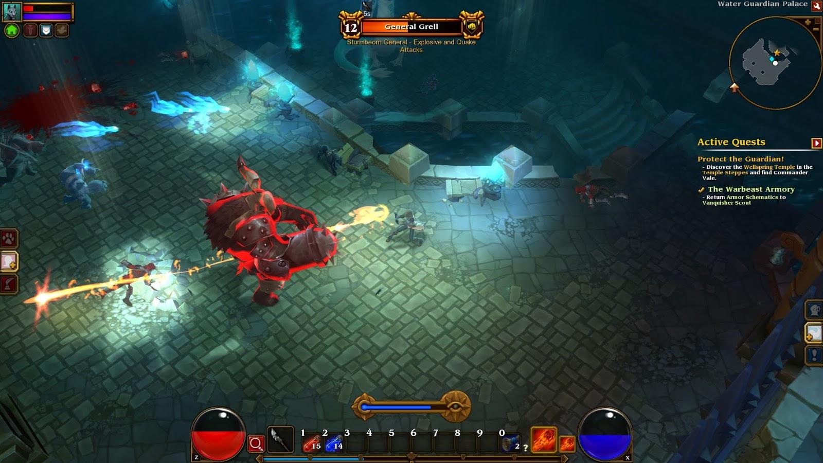 Torchlight II (PC) (2012) - AoM: Video Games
