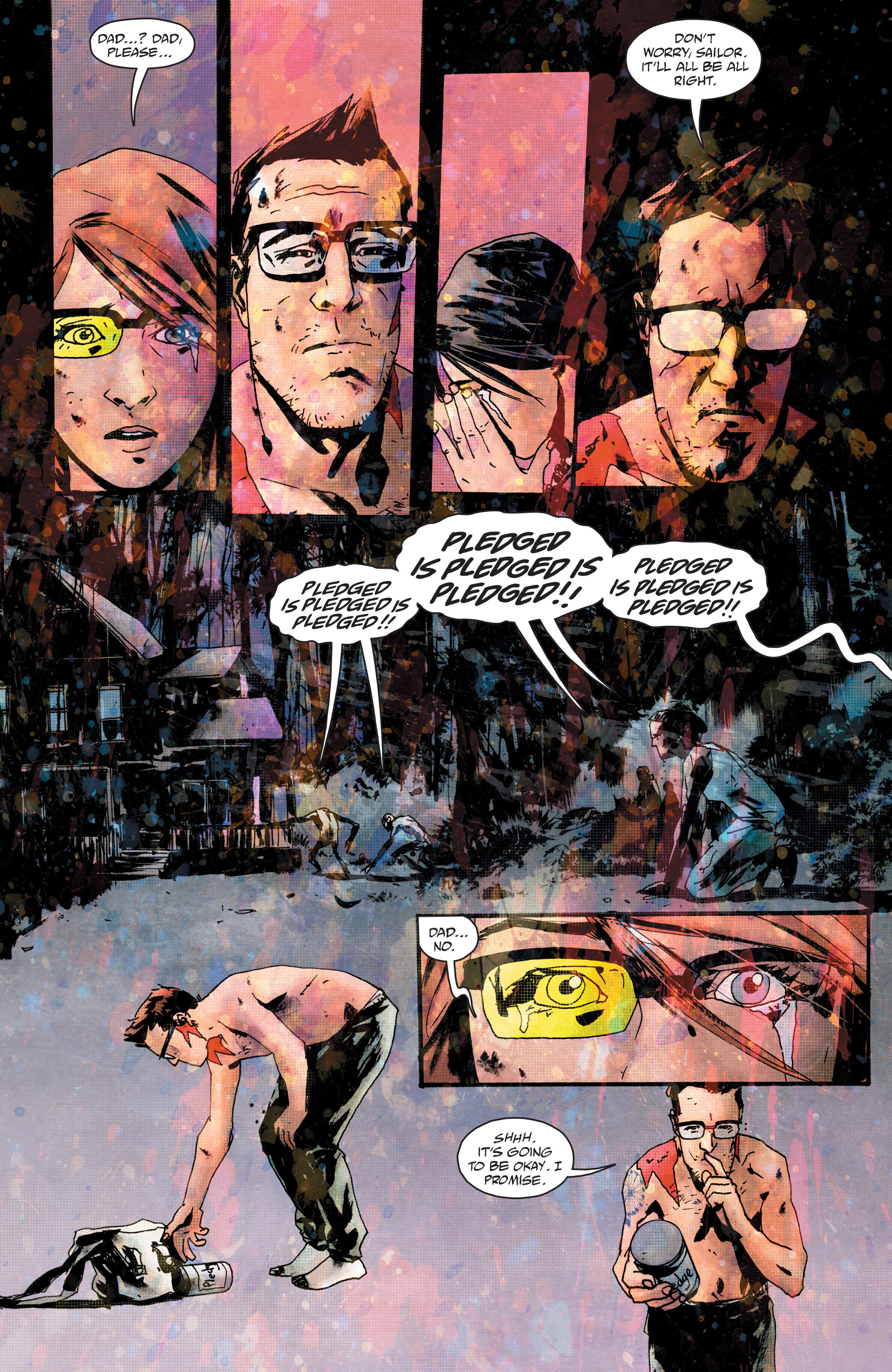 Read online Wytches comic -  Issue #6 - 24