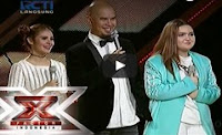 JEBE & PETTY & AHMAD DHANI - SCREAM AND SHOUT (will.i.am) - Result&Reunion - X Factor Indonesia 2015