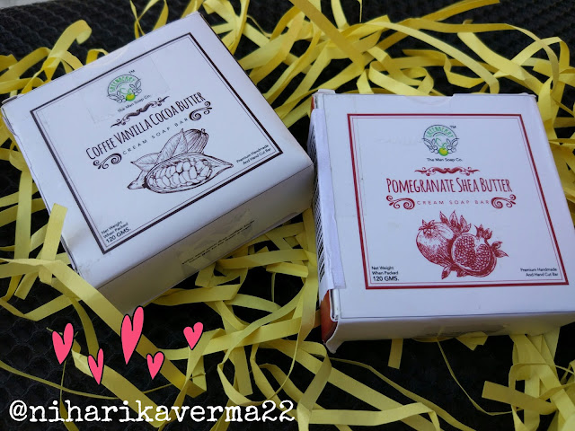 Greenberry Organics Body Bar Soaps