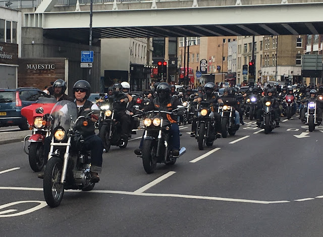 Hells Angels London, Shoreditch High Street